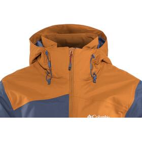 Columbia Aravis Expl**** Jacket Men brown/blue
